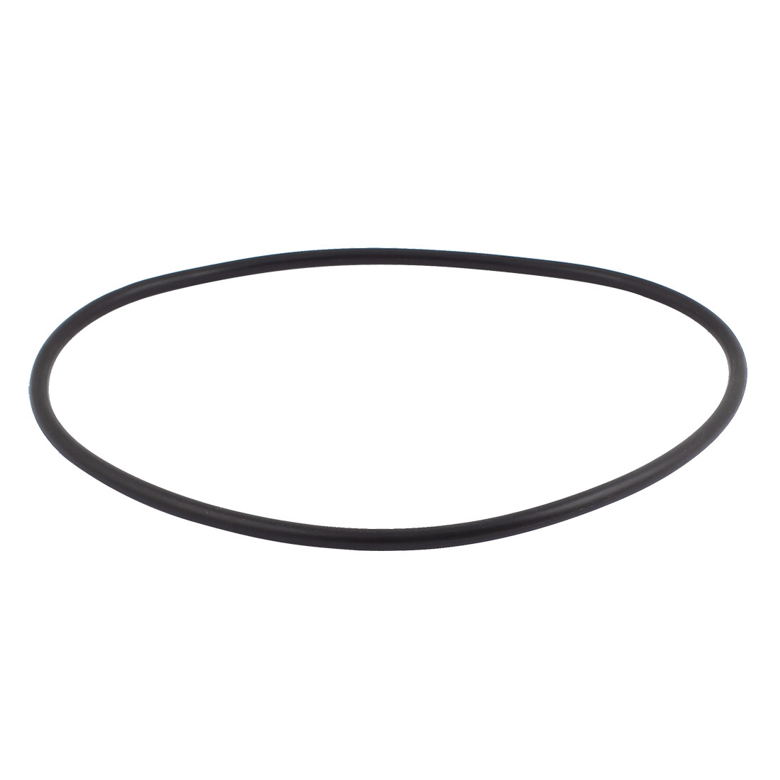 Black Universal O-Ring 285mm x 8.6mm BUNA-N Material Oil Seal Washers Grommets
