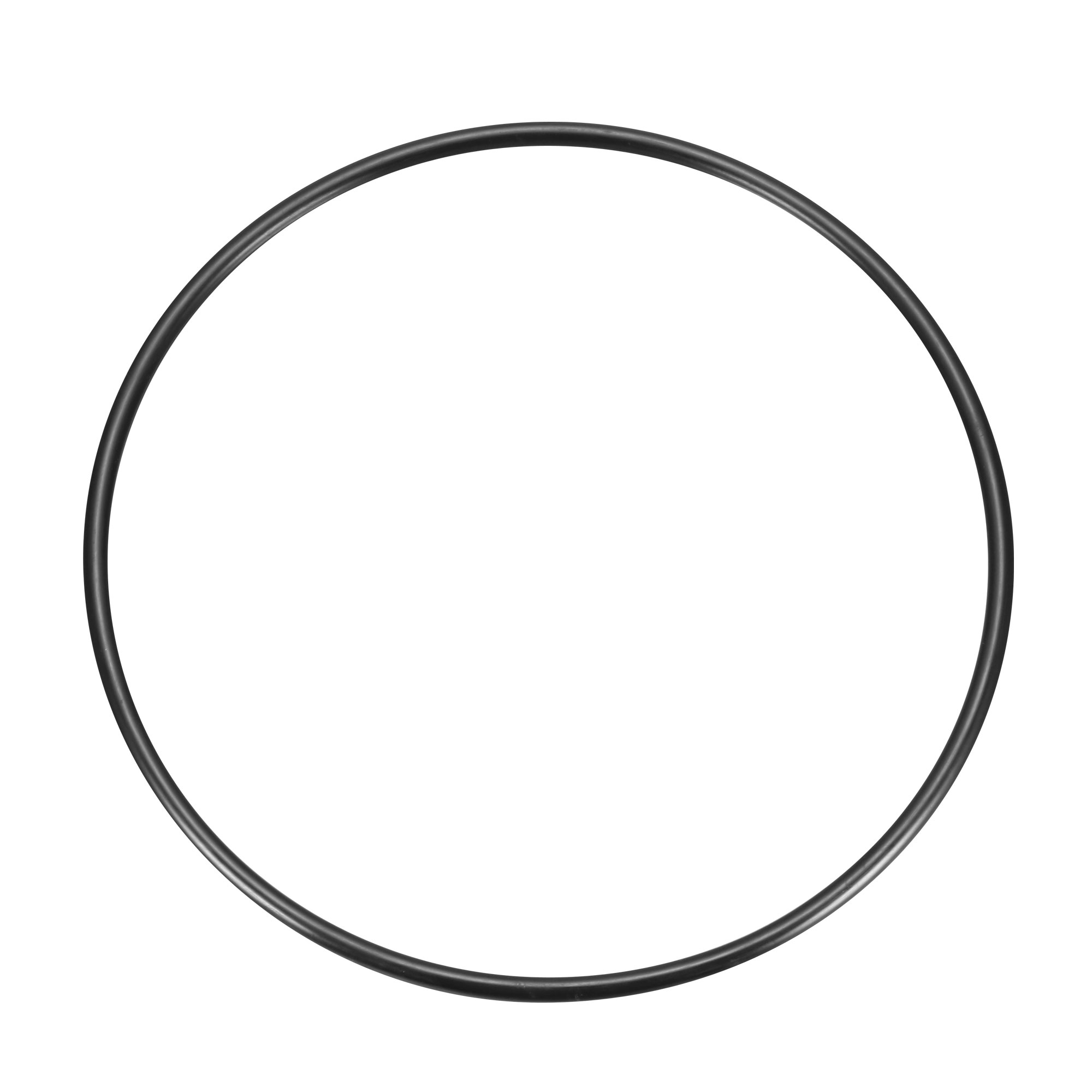 Black Universal O-Ring 290mm x 8.6mm BUNA-N Material Oil Seal Washers Grommets