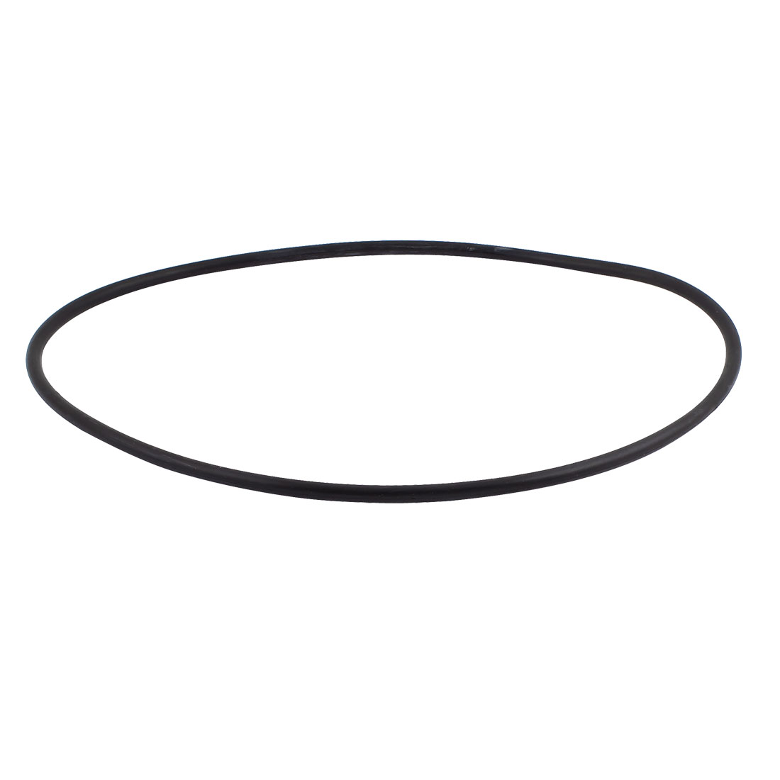 Black Universal O-Ring 300mm x 8.6mm BUNA-N Material Oil Seal Washers Grommets