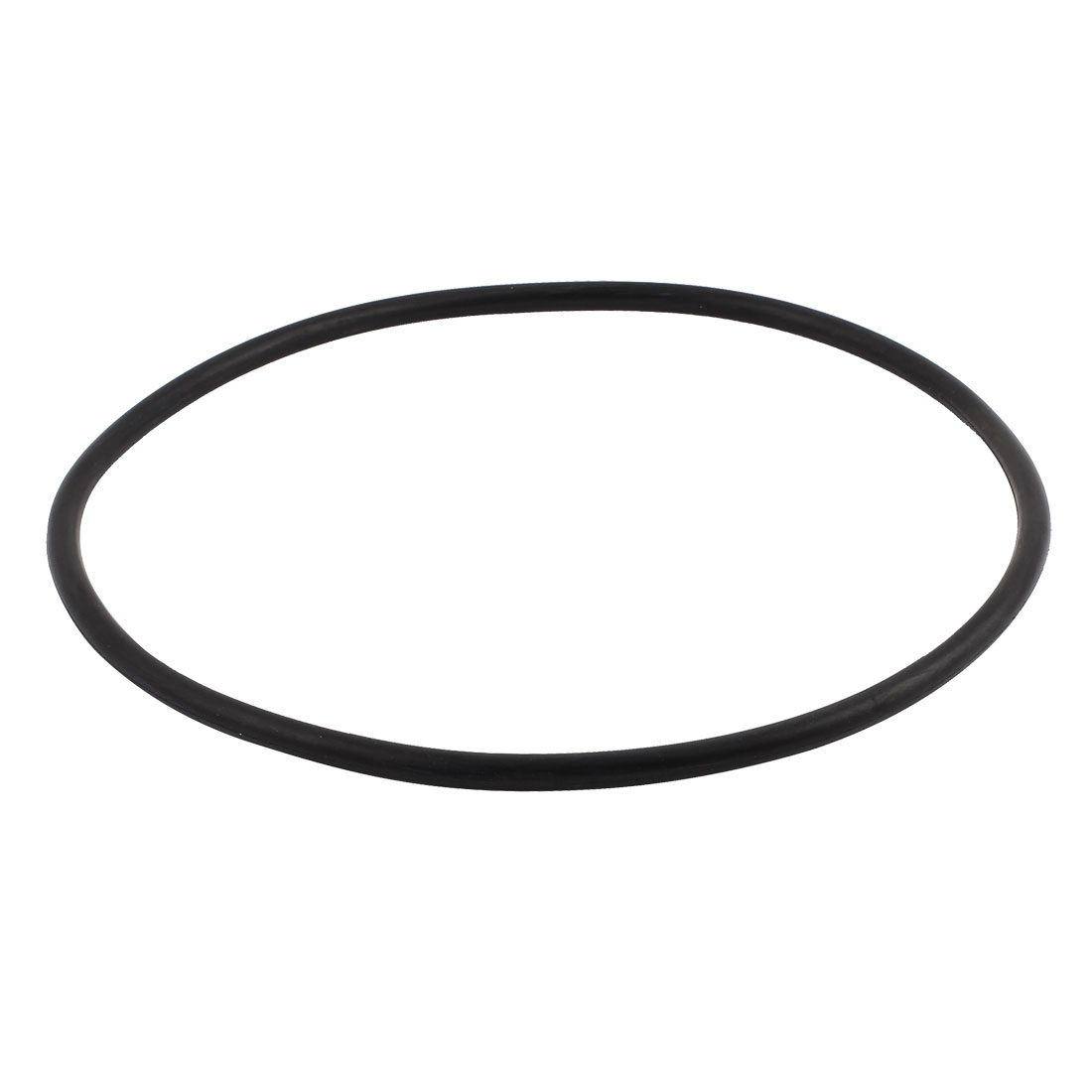 Black Universal O-Ring 255mm x 8.6mm BUNA-N Material Oil Seal Washers Grommets