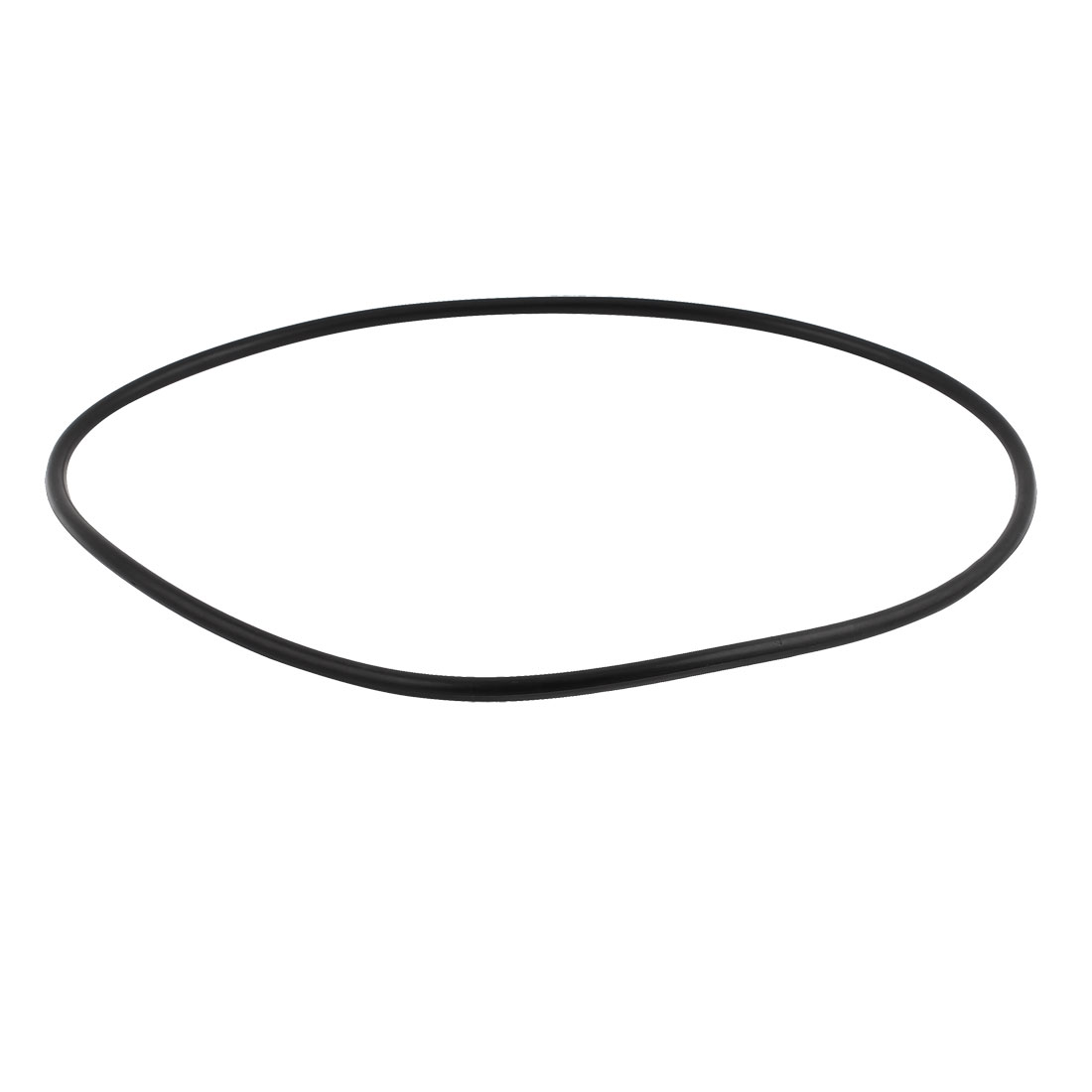Black Universal O-Ring 345mm x 8.6mm BUNA-N Material Oil Seal Washers Grommets