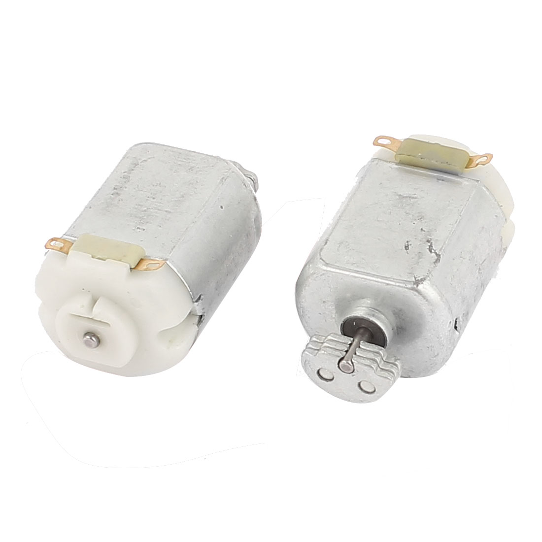 2PCS DC 3V 5000RPM Rotary High Speed Electric Mini Motor for RC Boat Model Toys DIY