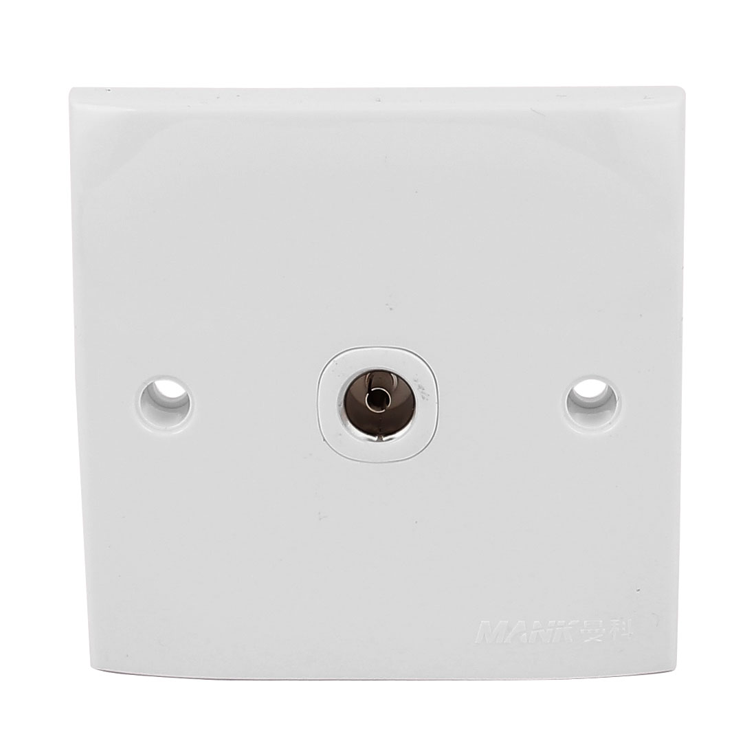 TV Port Power Receptacle Socket Mounting Wall Outlet AC250V 10A