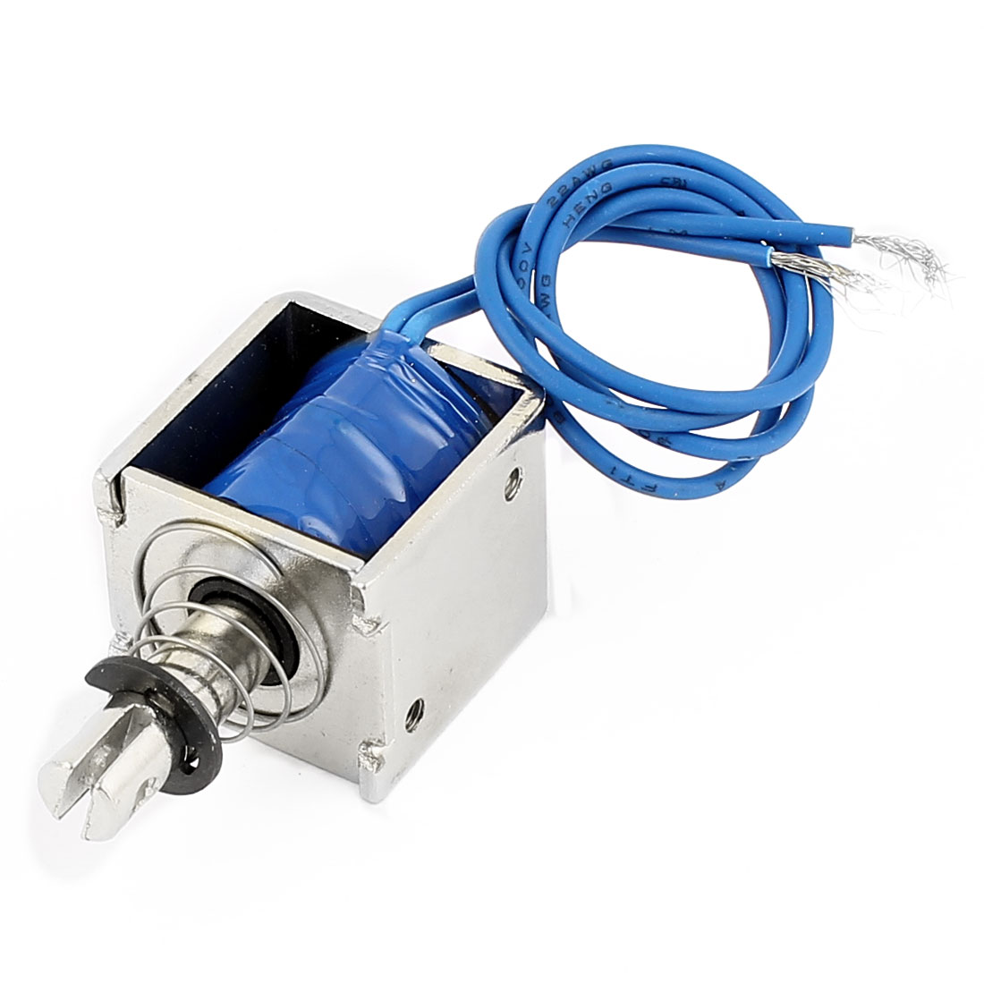 XRN-0826 DC 12V 10mm 20N Push Pull Type DIY DC Solenoid Electromagnet Magnet