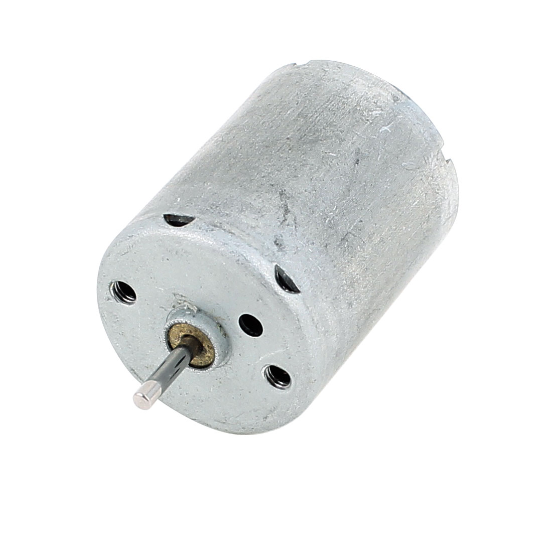DC 6-9V 4300RPM 2mm Shaft Dia High Torque Micro Electric Motor for Hair Dryer