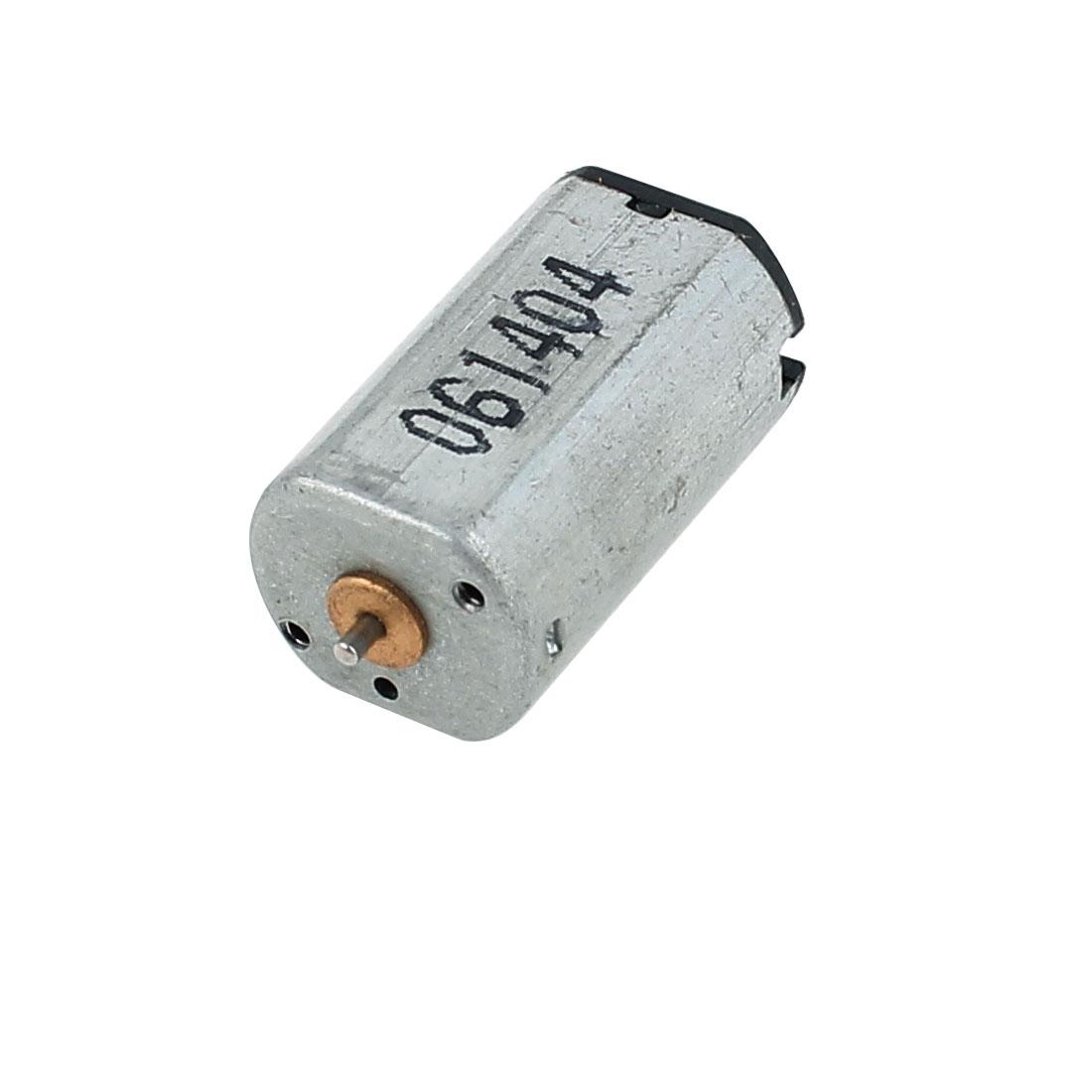 DC 3V12000RPM Output Speed Electronic Toy Mini Vibration Motor