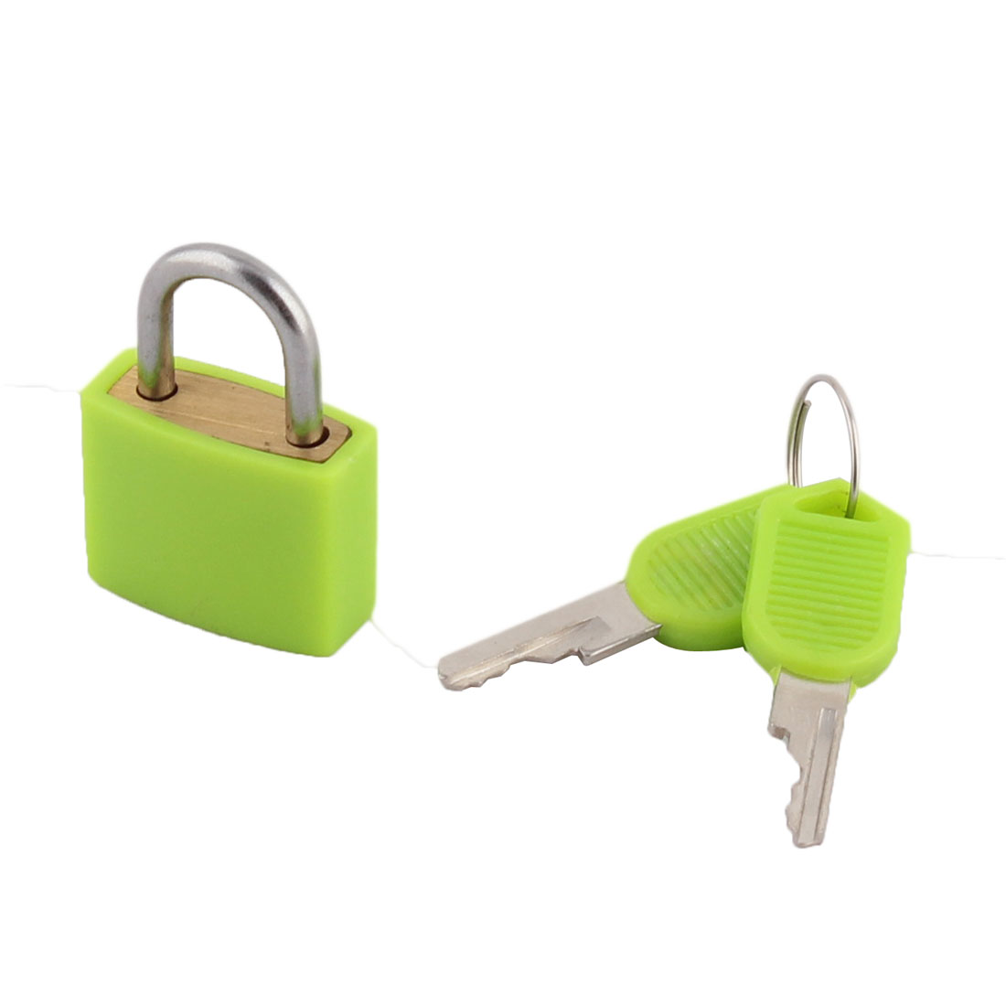 Household Office Cabinet Drawer Luggage Case Door Security Padlock Light Green