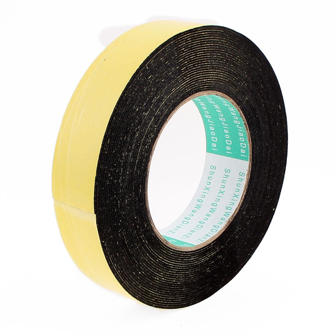 10 Meters 30mm x 1mm Single Side Adhesive EVA Foam Sealing Tap