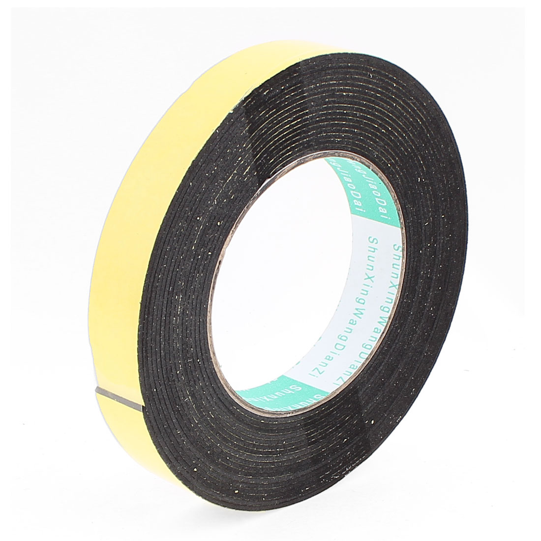 5 Meters 20mm x 1.5mm Single Side Adhesive EVA Foam Sealing Tap