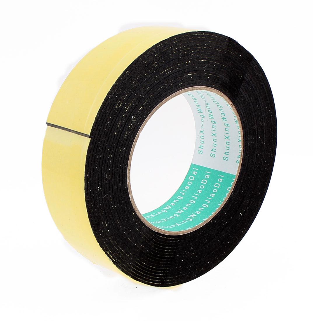 5 Meters 35mm x 1.5mm Single Side Adhesive EVA Foam Sealing Tap