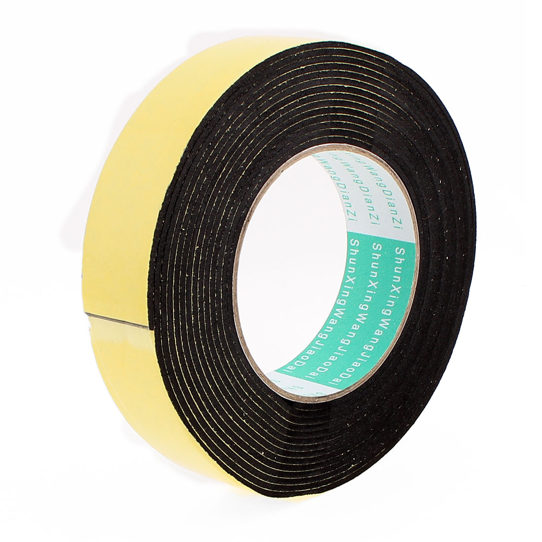 5 Meters 30mm x 2mm Single Side Adhesive EVA Foam Sealing Tap