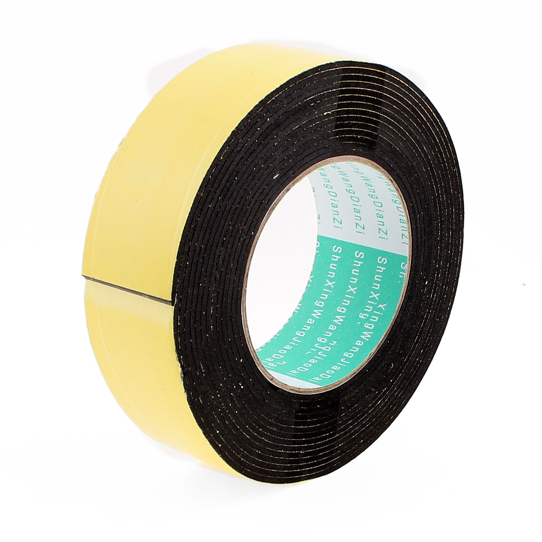 5 Meters 40mm x 2mm Single Side Adhesive EVA Foam Sealing Tap