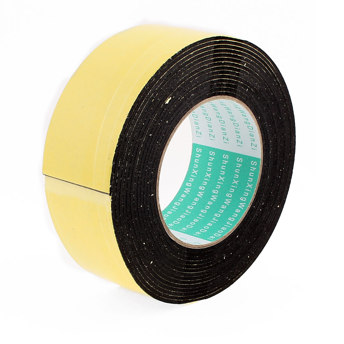 5 Meters 50mm x 2mm Single Side Adhesive EVA Foam Sealing Tap