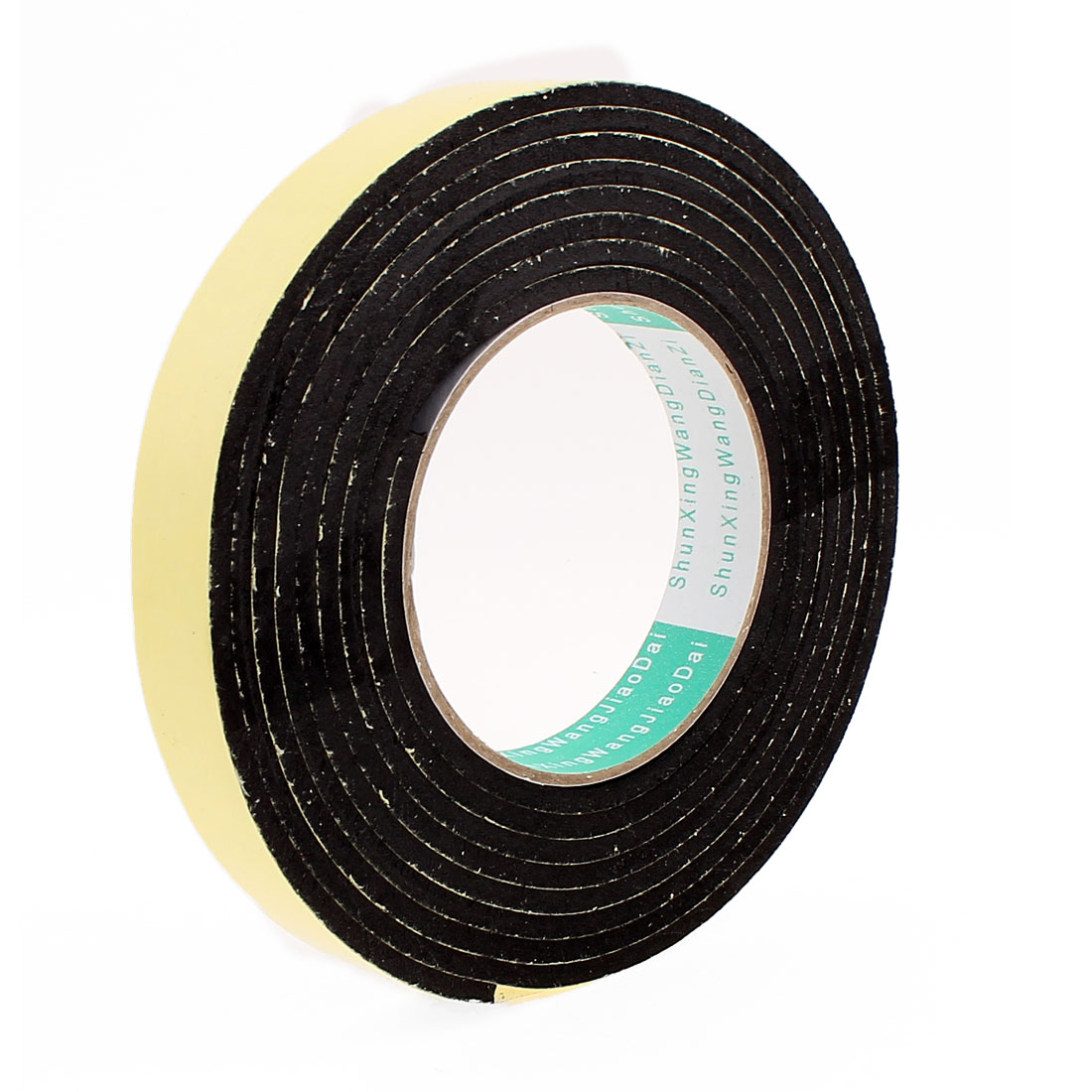 3 Meters 20mm x 4mm Single Side Adhesive EVA Foam Sealing Tap
