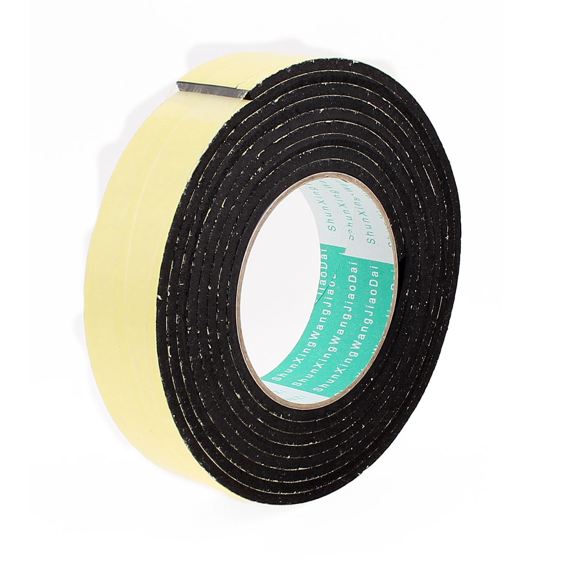 3 Meters 35mm x 4mm Single Side Adhesive EVA Foam Sealing Tap