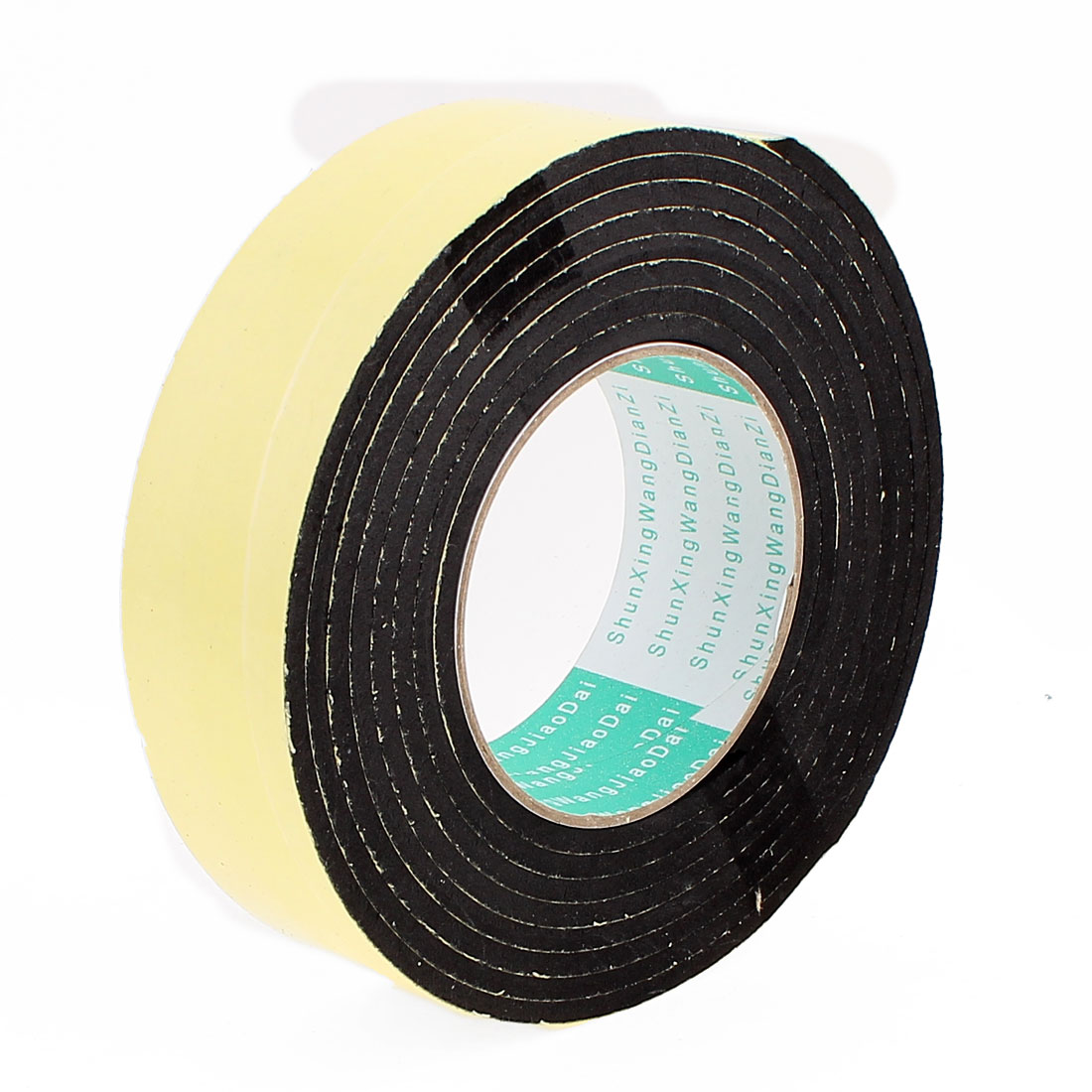 3 Meters 40mm x 4mm Single Side Adhesive EVA Foam Sealing Tap