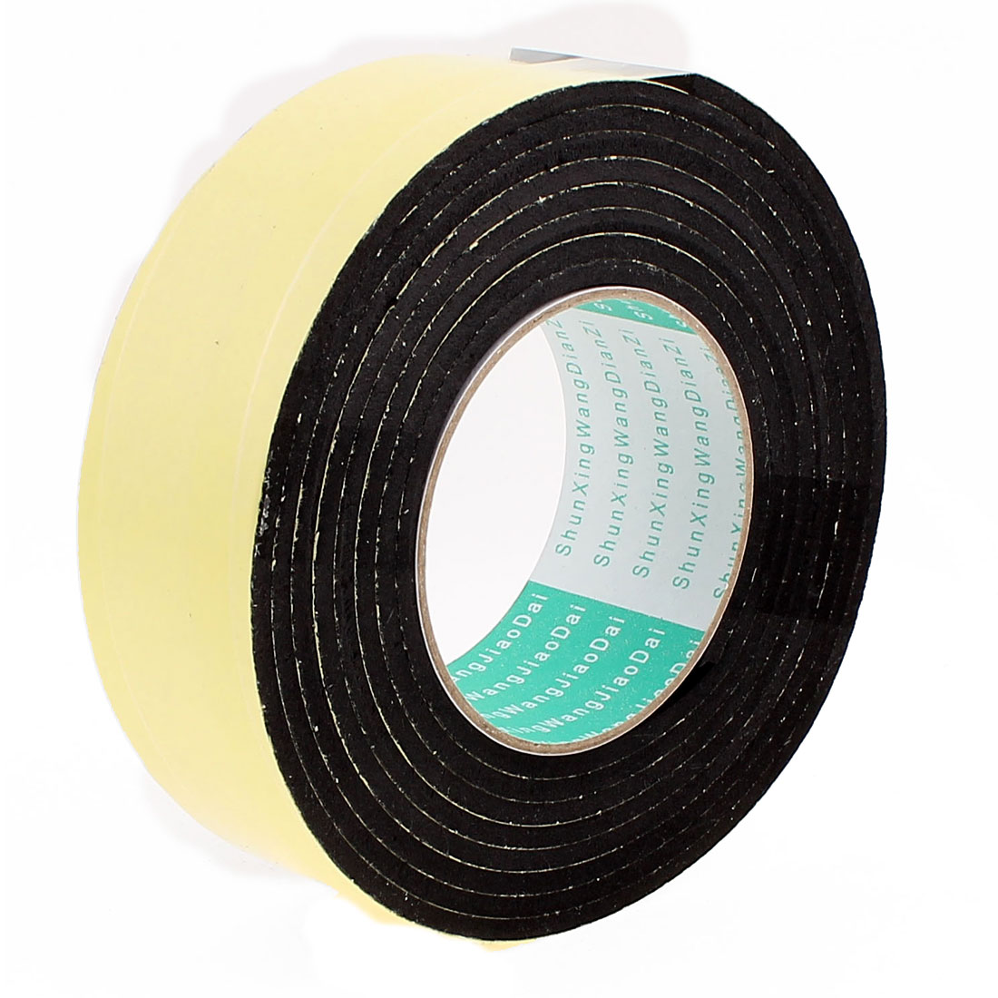 3 Meters 45mm x 4mm Single Side Adhesive EVA Foam Sealing Tap