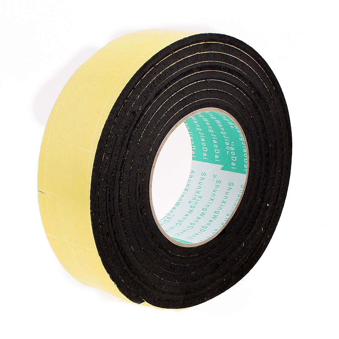 3 Meters 45mm x 5mm Single Side Adhesive EVA Foam Sealing Tap