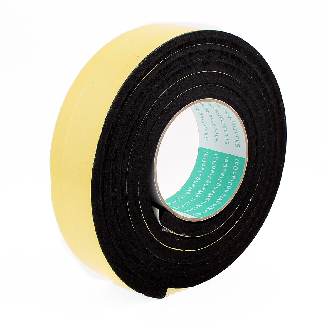 2 Meters 45mm x 8mm Single Side Adhesive EVA Foam Sealing Tap