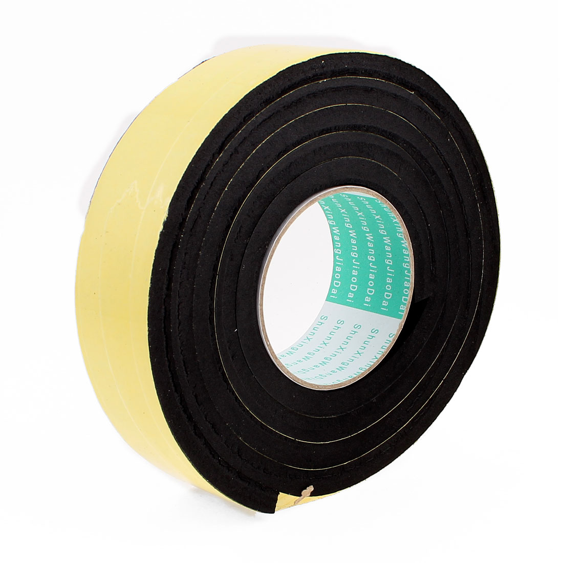 2 Meters 45mm x 10mm Single Side Adhesive EVA Foam Sealing Tap