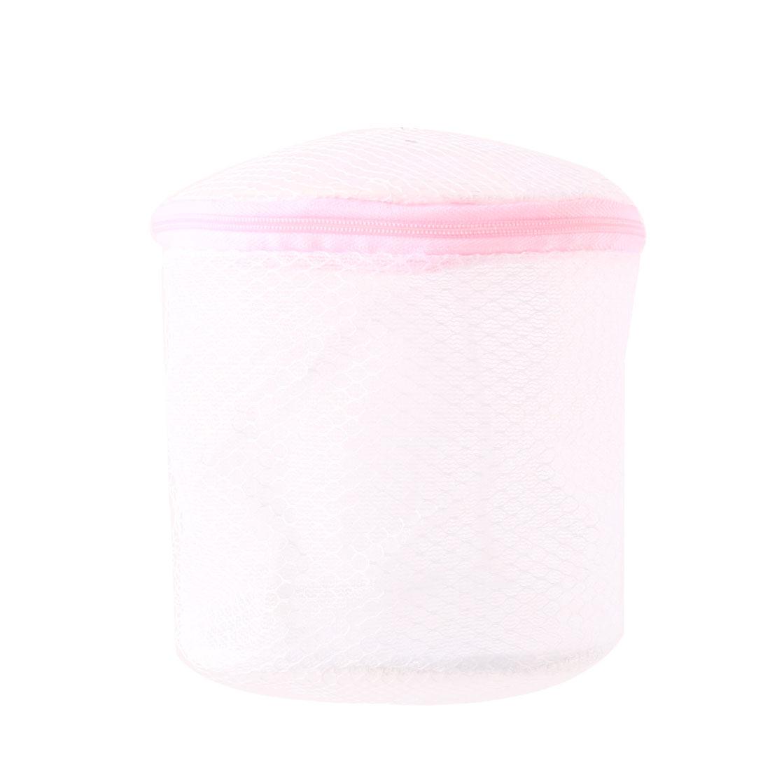 Household Laundry Nylon Underwear Bra Stockings Meshy Zippered Washing Bag