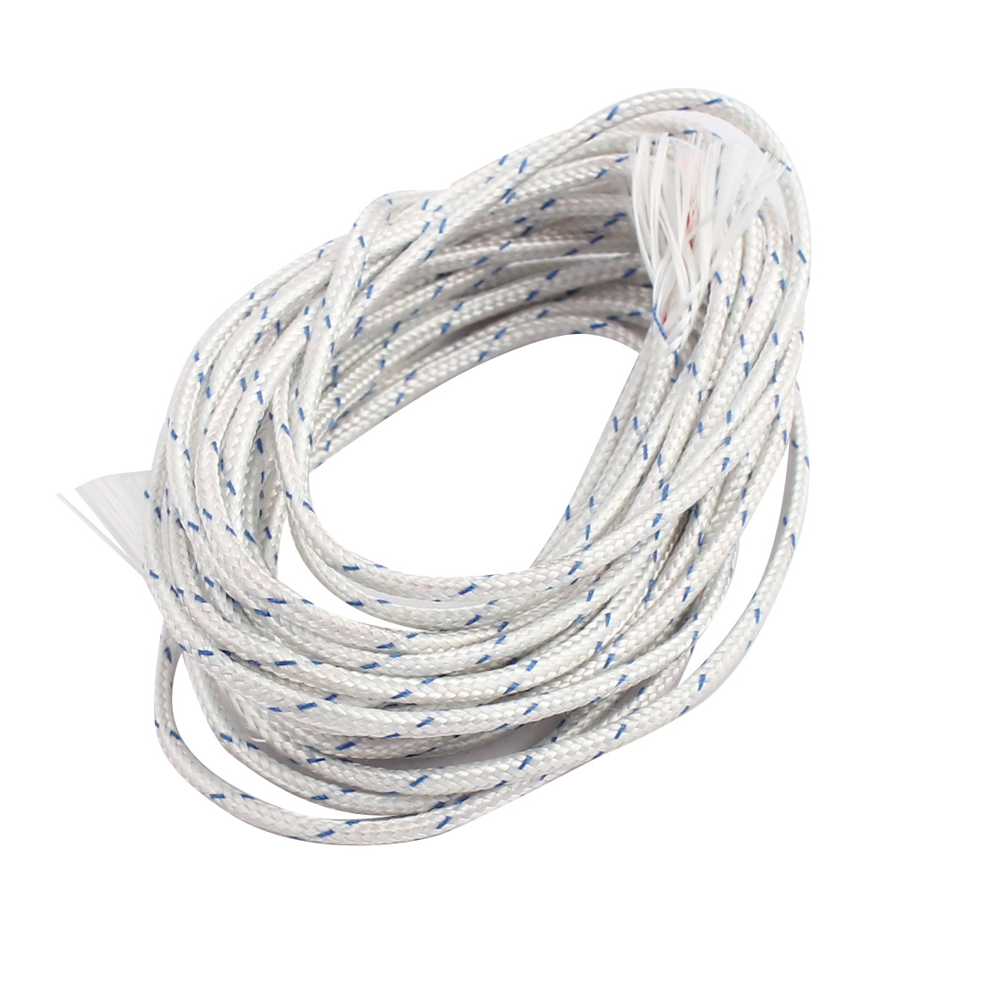 3.1 Meters 0.3mm Width Plastic Braided Thermocouple Extension Wire Cable