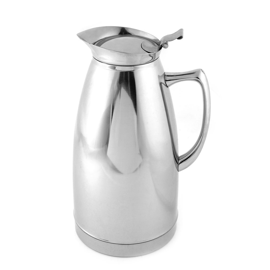 2L Home Office Stainless Steel Heat Preservation Water Pot Bottle Kettle