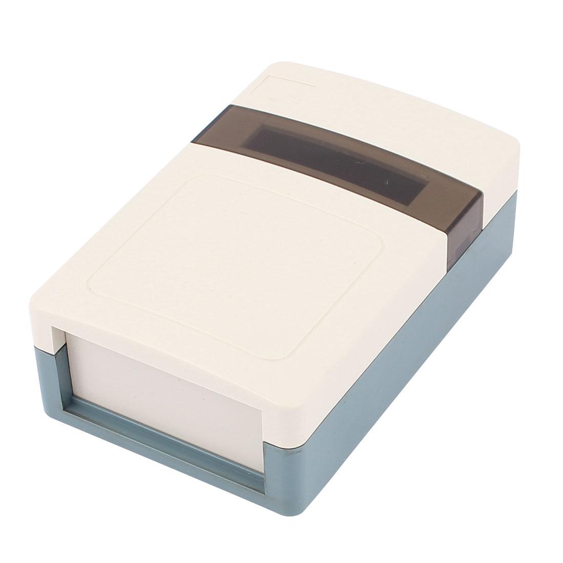120mm x 78mm x 40mm Rectangular Plastic Enclosure Case DIY Junction Box
