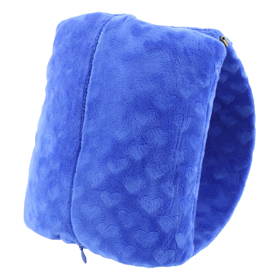 School Office Car Portable Travel Sleep Plush Soft Nap Pillow Cushion Gift Blue