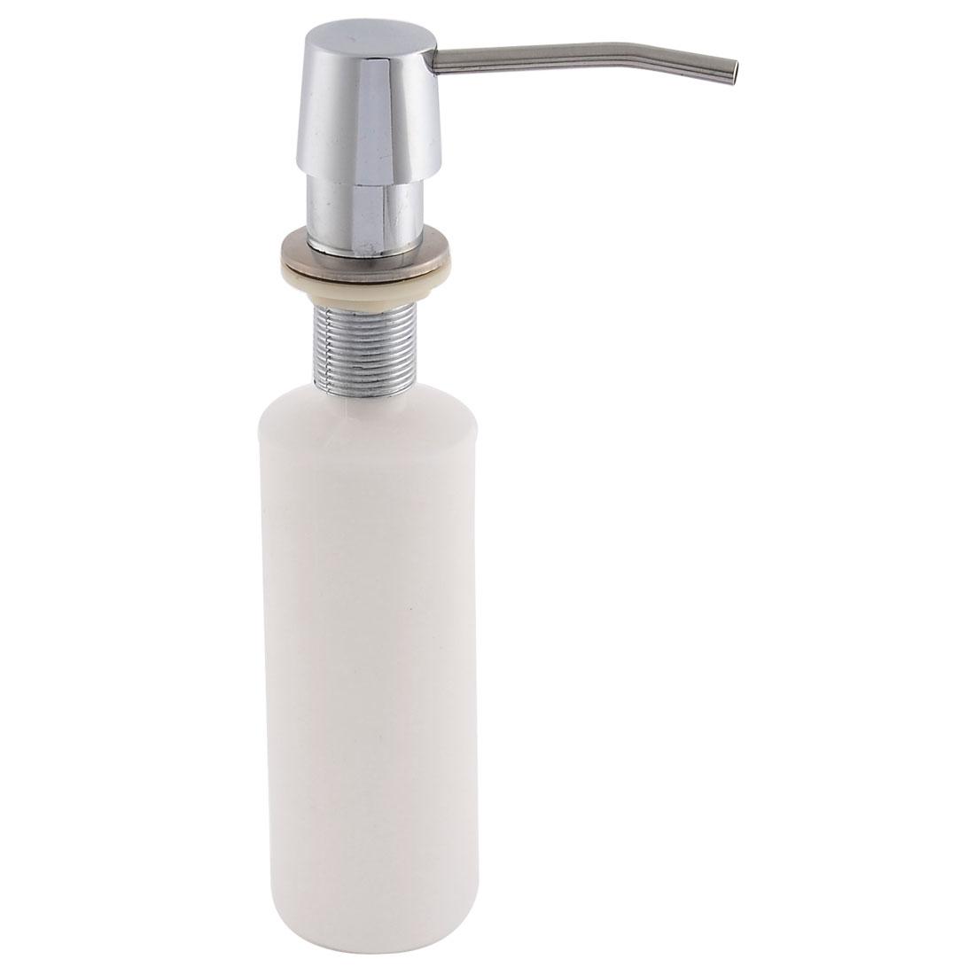 Bathroom Kitchen Press Soap Liquid Faucet Lotion Pump Dispenser 25mm Dia Thread