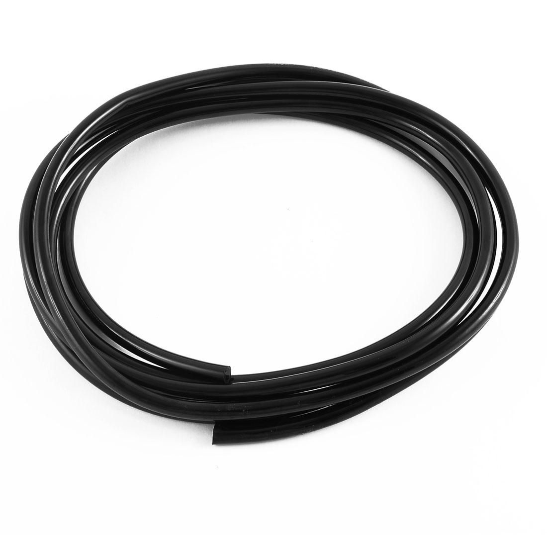 Industrial PU Flexible Pneumatic Tube Hose Pipe Black 2.3M Long