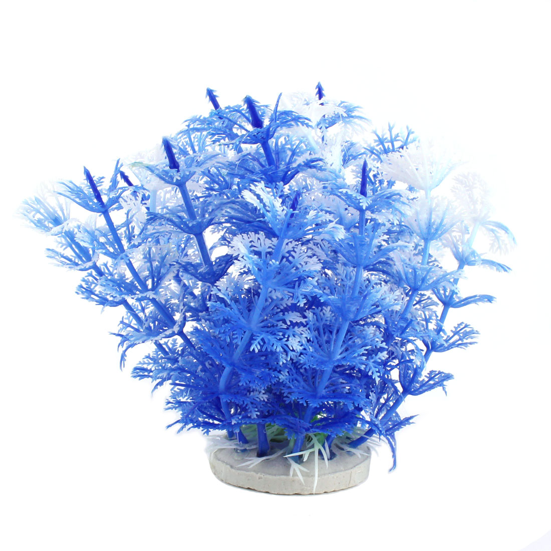 Fish Tank Aquarium Plastic Simulation Vivid Artificial Plant Ornament Decoration