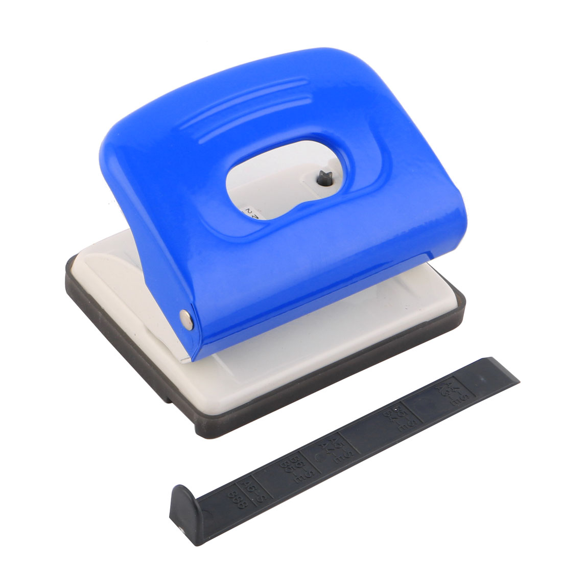 School Office Two Holes Design 20 Sheet Capacity File Paper Punch Puncher