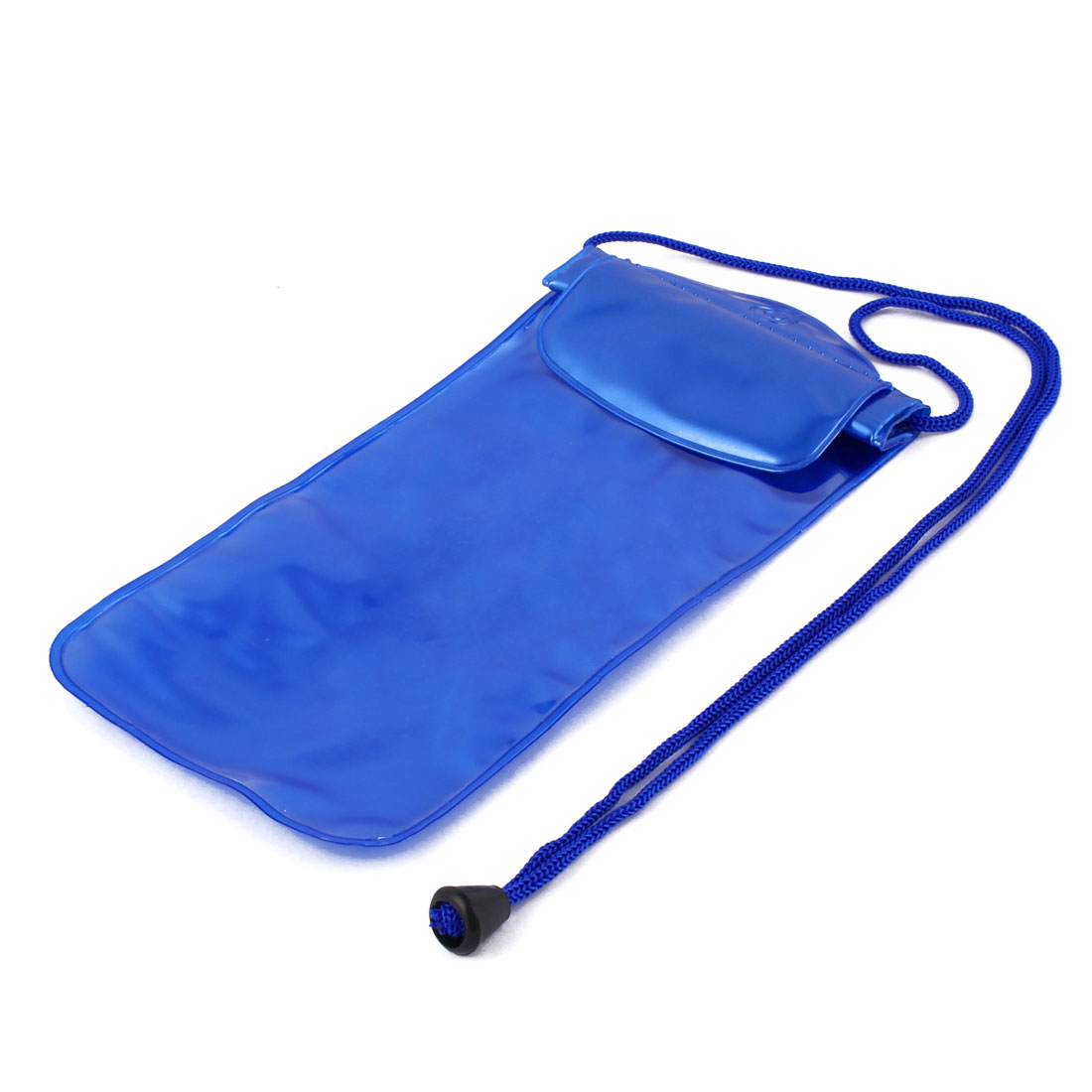 Cell Phone PVC Water Resistance Case Dry Bag Pouch Protective Holder Blue