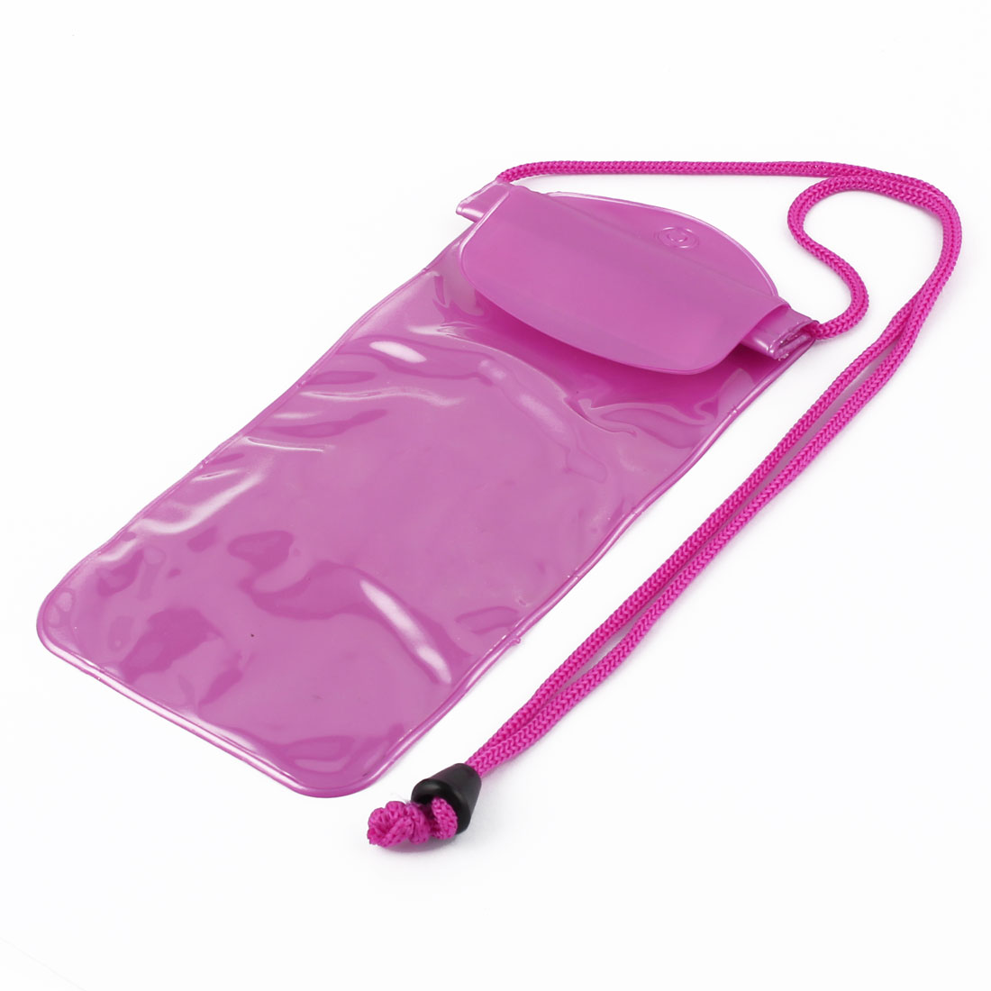 Cell Phone PVC Water Resistance Case Dry Bag Pouch Protective Holder Pink