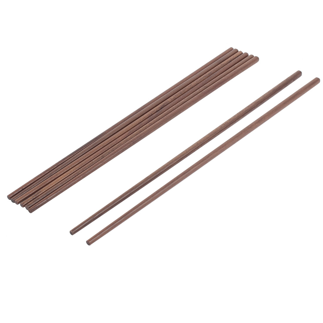 Wooden Kitchenware Deep Fried Hot Pot Gift Chinese Chopsticks 42cm 4 Pairs
