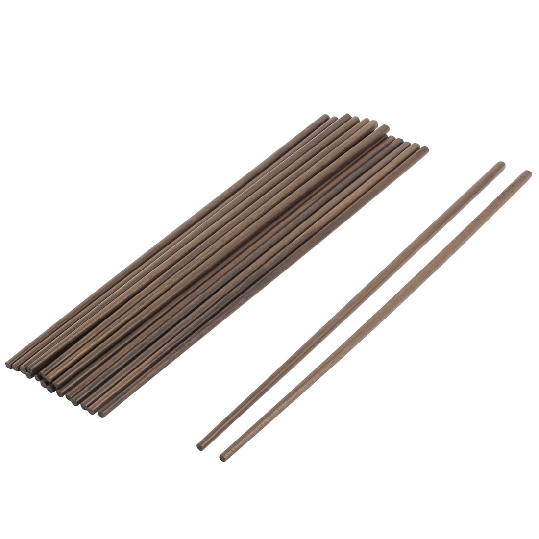 Wooden Kitchen Deep Fried Hot Pot Gift Chinese Chopsticks 42cm 10 Pairs