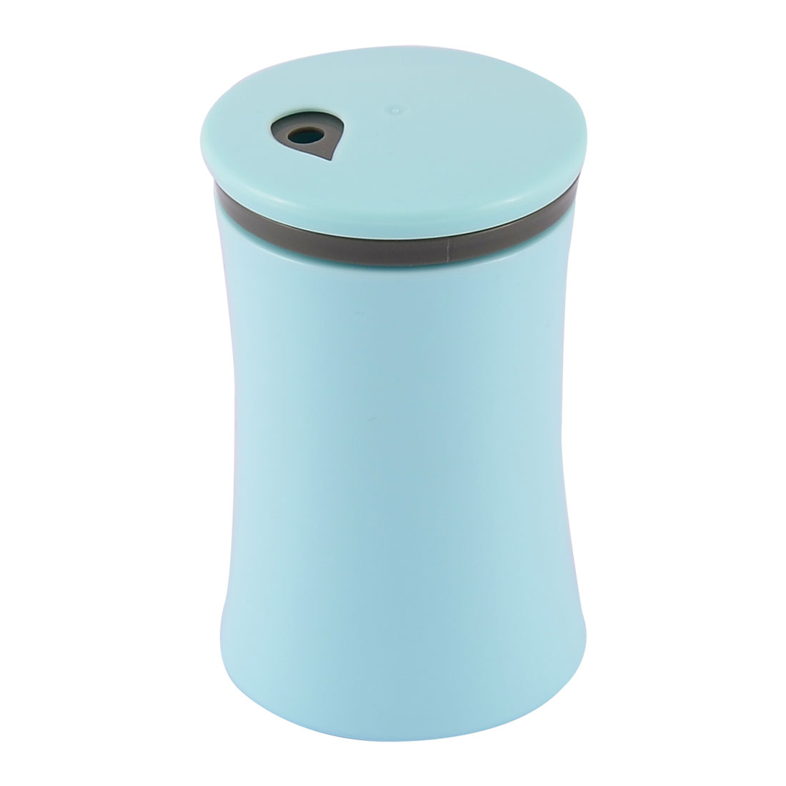 Restaurant Lunch Blue Plastic Toothpick Holder Case Box Container w Toothpicks