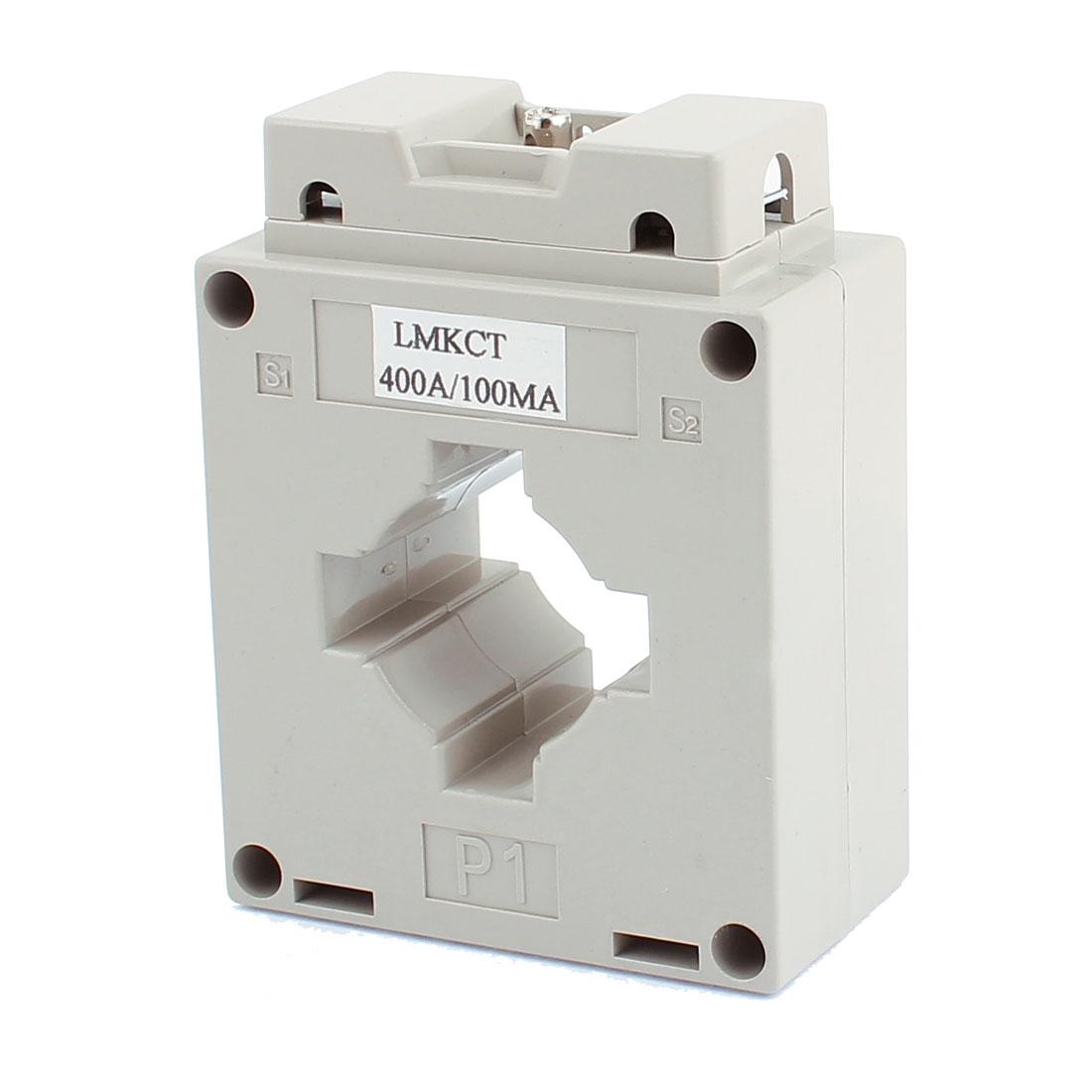 LMK-0.66 400A/0.1A 1T CT Current Transformer Sensor for AC Amperemeter Gauge