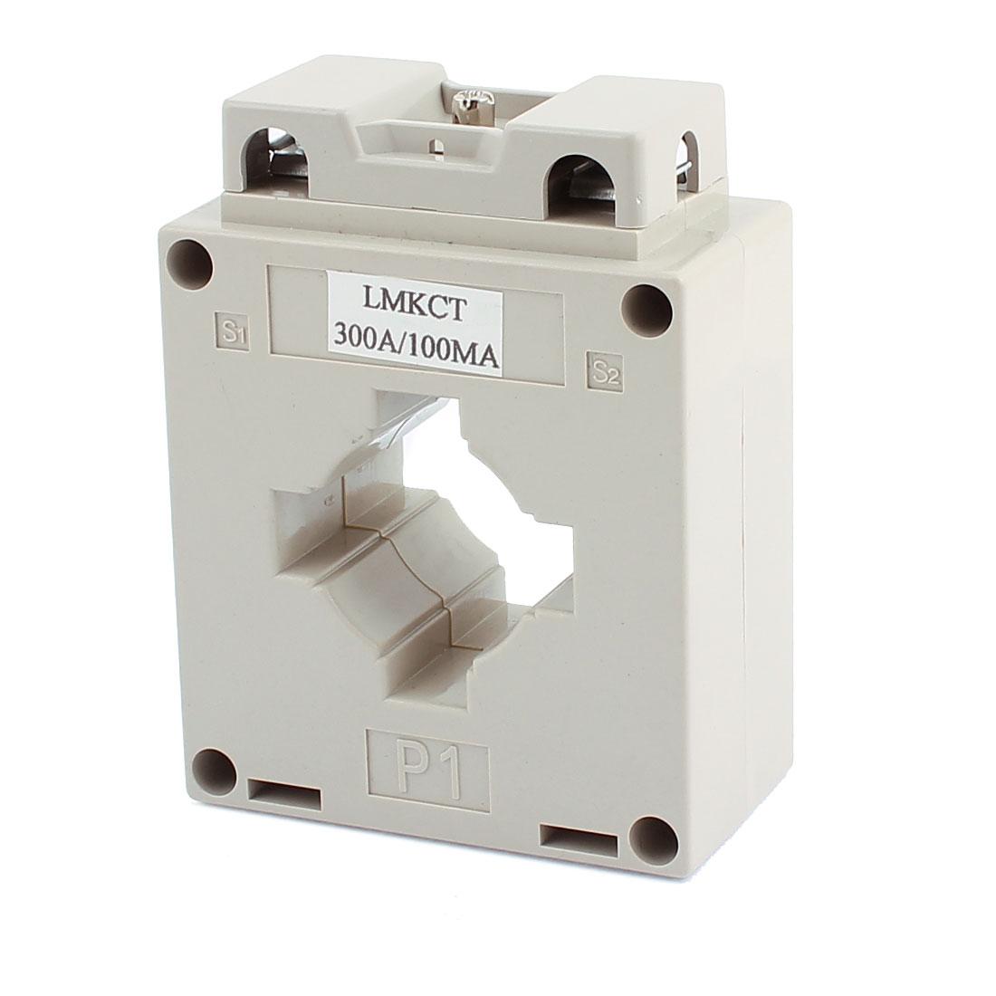 LMK-0.66 300A/100mA CT Current Transformer For AMP Meter Gauge