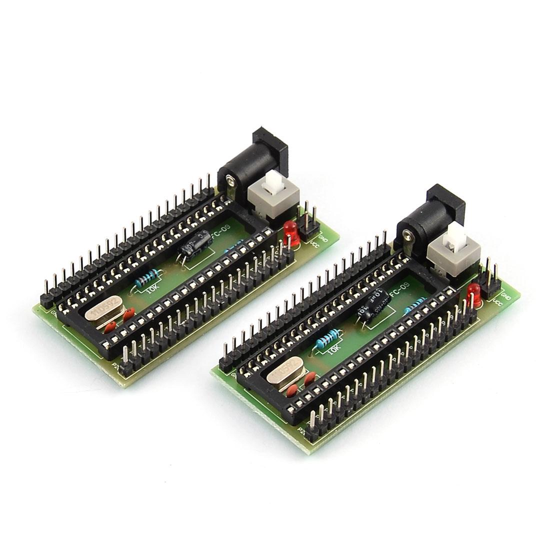 Office YS 51 Smallest Single Chip Board Development STC Minimum System Green 2 PCS