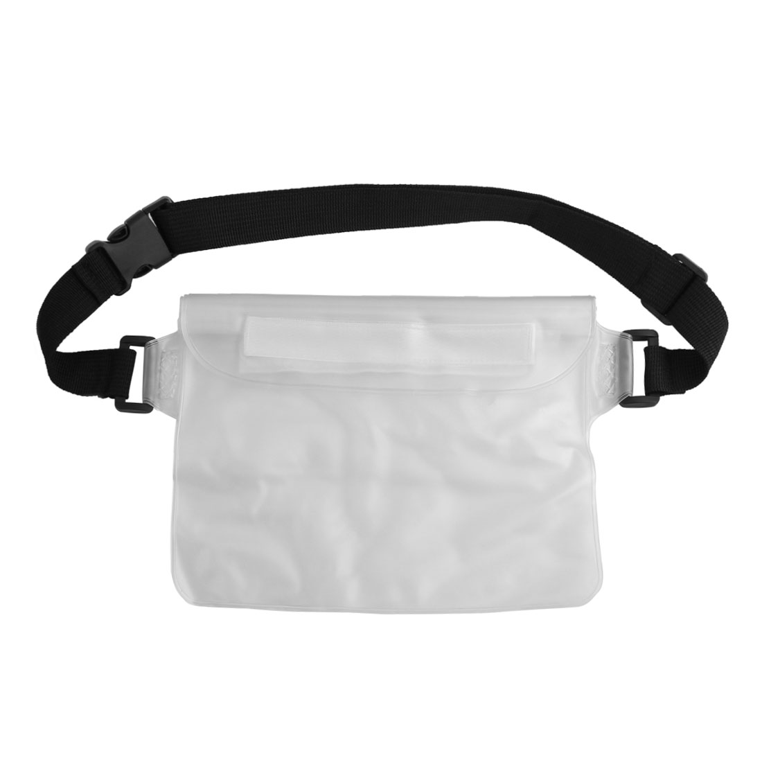 Portable Swimming Kit Water Resistant Phone Bag Pouch 15.3 x 21.8cm Clear