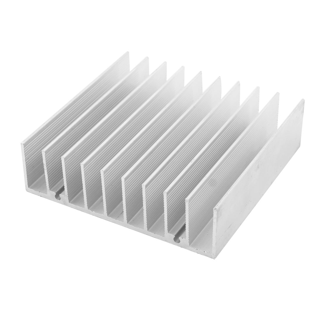 Aluminium Heatsink Diffuse Radiating Dissipation Cooler Cooling Fin 76 x 70 x 21mm