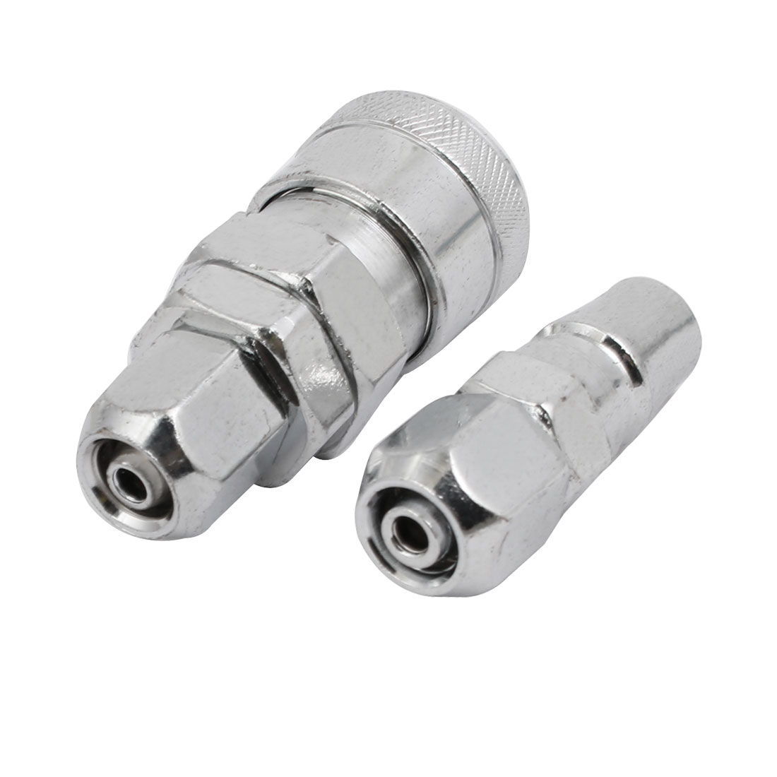 20SP+PP Air Compressor Quick Coupler Set for 8mm OD 5mm Inner Dia Pipe