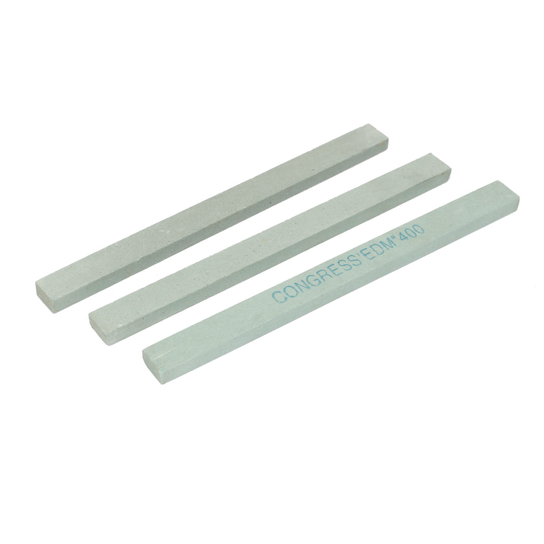 400 Grit Abrasives Grinding Polishing Oil Stone Stick Whetstone 3 Pcs