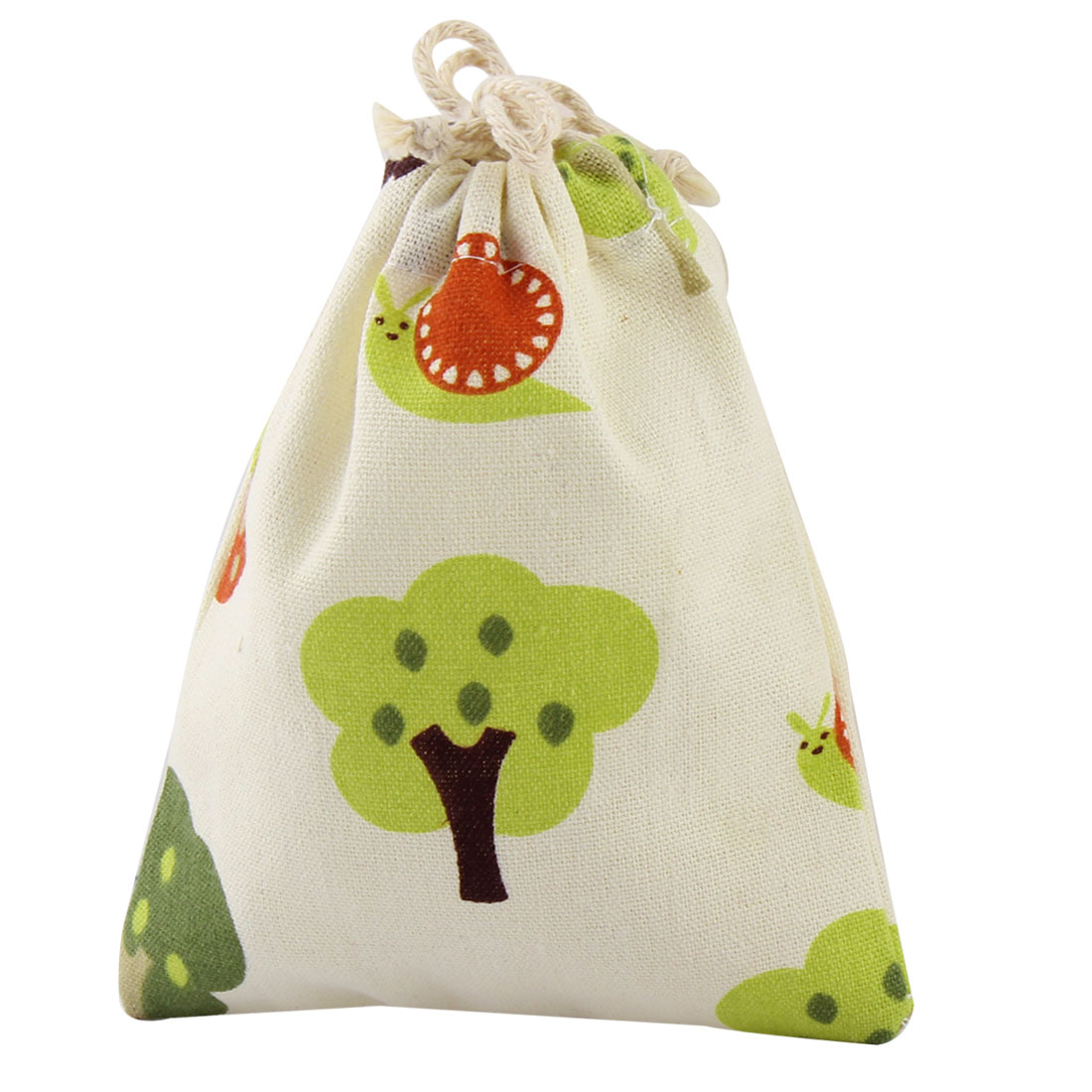 Outdoor Camping Travel Linen Bag Clothes Socks Storage Drawstring Pouch