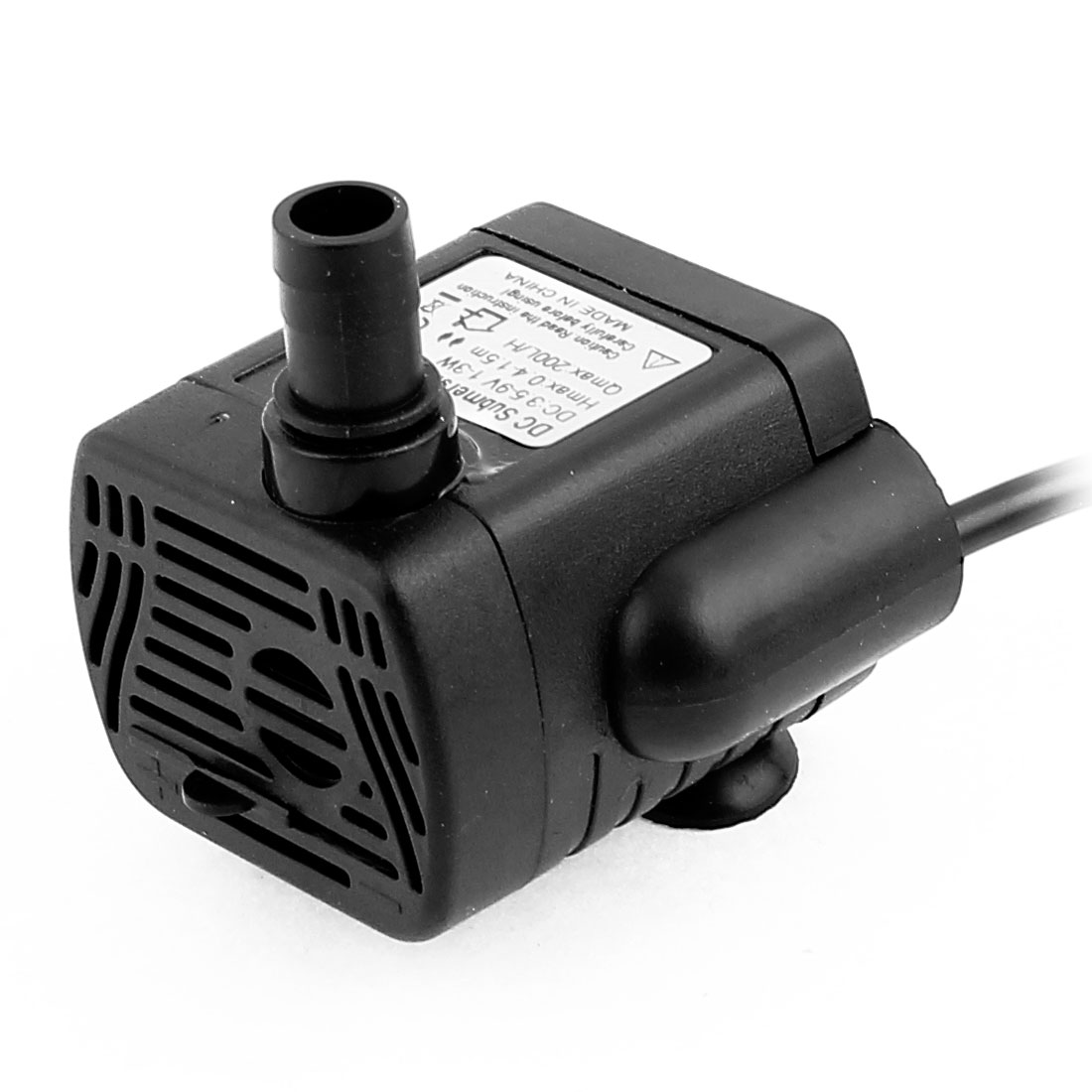 DC 3.5V-9V 1-3W USB Solar Mini Submersible Pump for Aquarium Fish Tank Fountain Pond