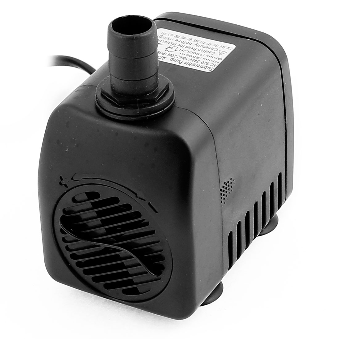 AC 220V-240V AU Plug 20W Electric Submersible Water Pump for Aquarium Fish Tank Fountain Pond