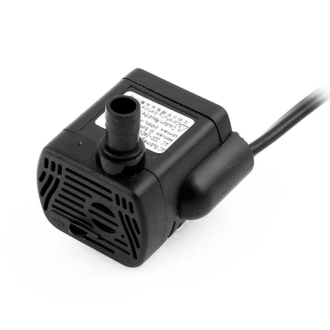 AC 220V-240V AU Plug 3W Electric Mini Submersible Water Pump for Aquarium Fish Tank Fountain Pond
