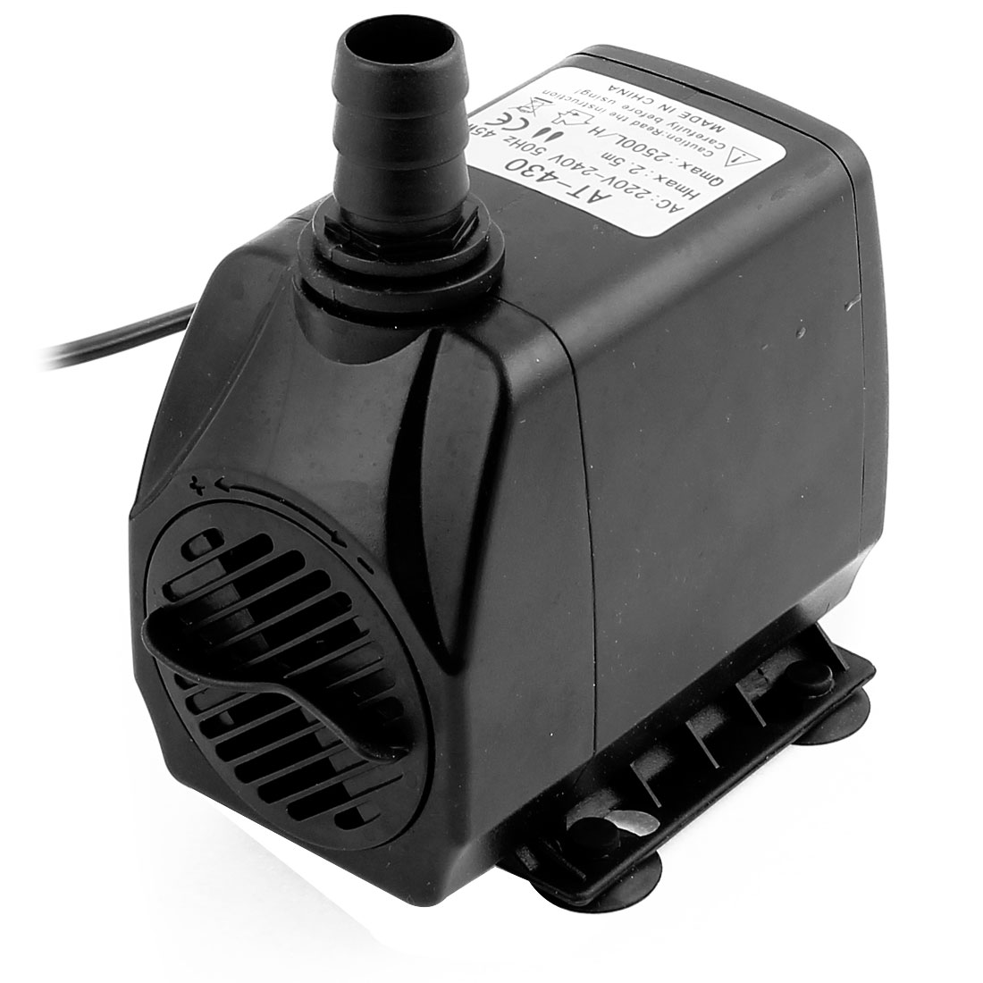 AC 220V-240V AU Plug 45W Electric Submersible Water Pump for Aquarium Fountain Pond w Switch